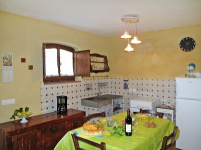 Photo for Nice apartment in villa for 4 guests with WIFI, A/C and TV