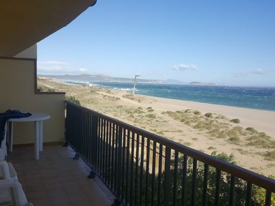 Photo for Appartement directly to the sea with 2 terraces. Wi-Fi gratis