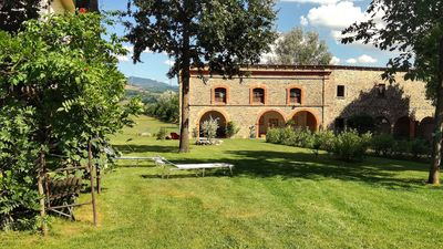 Photo for Rossi Agricultural House. Friends Holiday in Casentino (max. 6 beds)