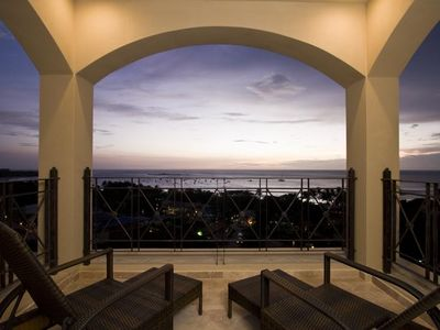 Photo for Spectacular Ocean View 4 BR penthouse at the Diria Resort (#601)