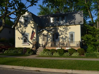 Photo for South Haven -One Block from Beach & Kids Corner - Sleeps 12-14