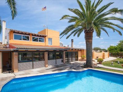 """Photo for """"CA SA PADRINA"""" HOUSE WITH POOL AND HORSES"""
