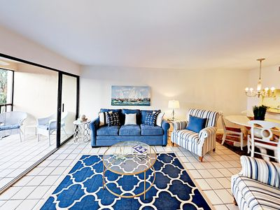 Photo for 2BR w/ 2nd-Floor Balcony: Pool Access, 1.5 Miles to Tigertail Beach