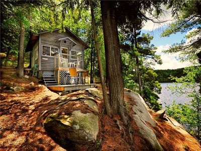 Photo for Island Get-A-Way For 2 - Pine Rock Cottage