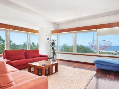 Photo for Large flat - Sea view - flowerstreet54