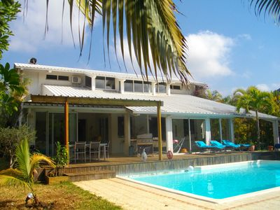 Photo for Very large 6 bedroom villa with pool