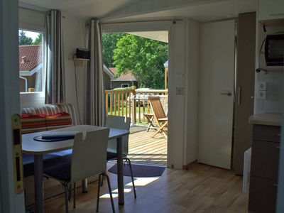 Photo for Chalet Pacifique 04 - Holiday Park mobile homes