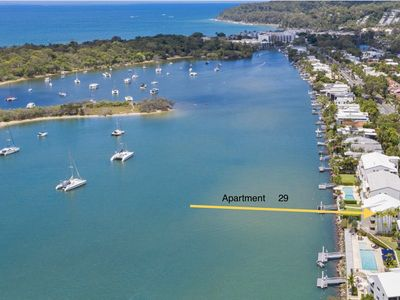 Photo for Noosa river penthouse
