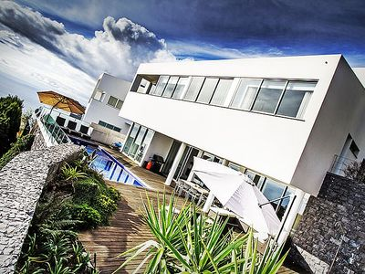 Photo for Luxury 4 Bed Villa in Prestigious Area with Stunning Sea Views and Private Pool