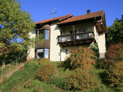 Photo for Modern ground floor apartment with southern exposure in the gorgeous Fichtel Mountains