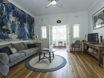 Photo for 3BR Apartment Vacation Rental in Rose Bay, NSW