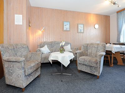 Photo for Apartment No. 3 in the house recreation - close to the beach and the North Sea spa