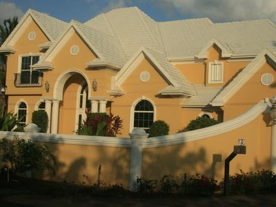 Photo for Luxurious 4BR Chateau-Pool, Family-Friendly, near Spotts Beach & Heart of Cayman
