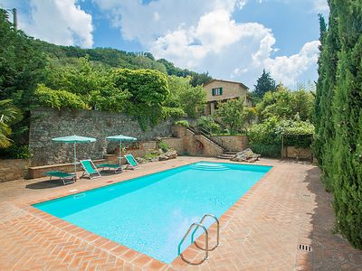 Photo for Vacation home Le Pergole  in Volterra, Tuscany Coast - 6 persons, 3 bedrooms