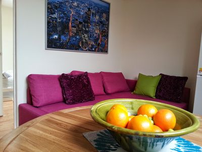 Photo for Two Bedroom Loft Apartment,  Brixton zone 2
