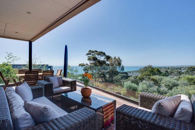 Bay Views and Lap Pool