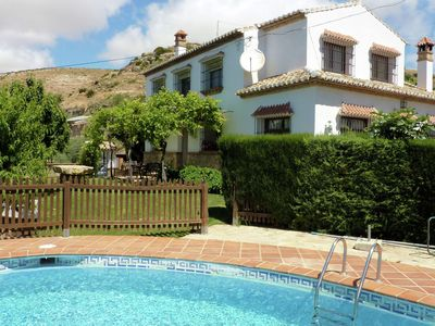 Photo for Cosy Cottage in Antequera with Swimming Pool