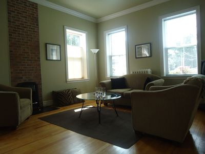 Photo for Stylish Downtown Historic District Suite Near Water Front & Convention Centre