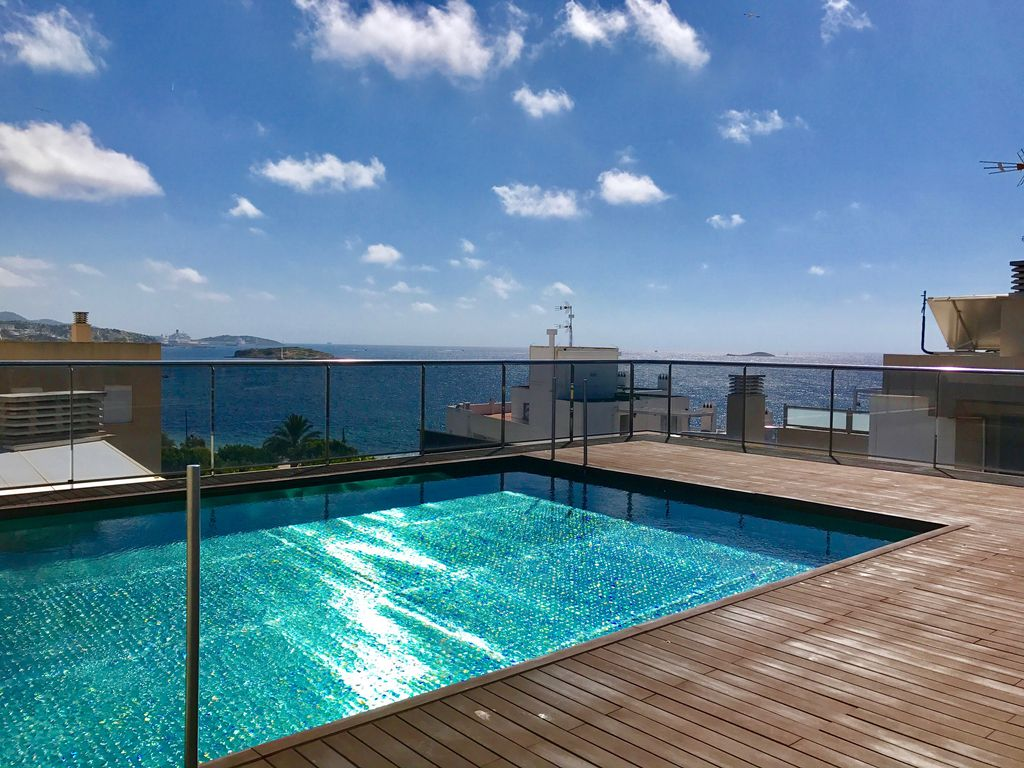 Exclusive Apartment Ibiza Beach Swimming Pool 3 Bedrooms 2 Bathrooms Es Vive Ibiza Balearic