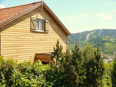 Photo for Superb in Gerardmer - panoramic view of valley and ski slopes