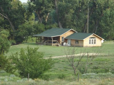 Country Lodge for Rent--Families,Kids, Pets and Horses Welcome