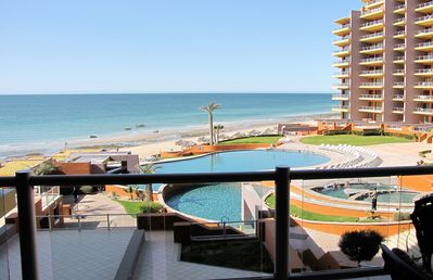Photo for Luxury Ocean Front 2BD/2BA Diamanté Building