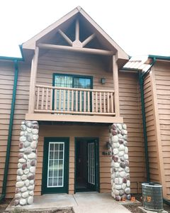Photo for STARVED ROCK (3GJ) - 2BR 2BA rustic cabin in a beautiful setting