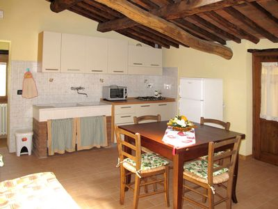 Photo for 4 bedroom Villa, sleeps 8 in Aramo with Pool and WiFi