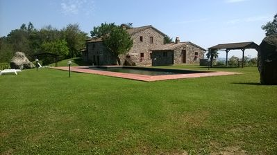 "Photo for Farmhouse ""Podere Casano"""