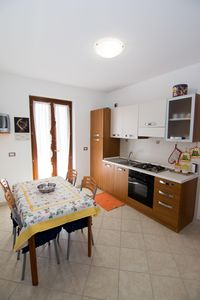Photo for Grongo apartment in Alghero with WiFi, air conditioning, balcony & lift.