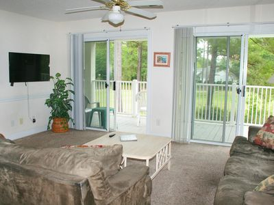 Photo for Full Kitchen, 1 Bedroom, 1 Bathroom Golf Resort, Close to Beach in Calabash, NC(1005M)
