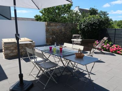 Photo for Vacation home La Clarté (NVZ110) in Nevez - 4 persons, 2 bedrooms