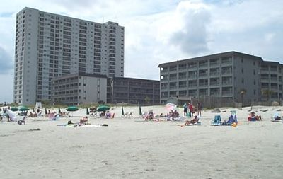 Photo for Beautiful 1st Floor Oceanview Myrtle Beach Condominium