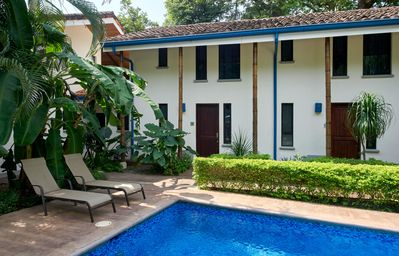 Photo for Tamarindo Blue 7 - Steps from the beach-Relaxing Pool-Rejuvenating Vacation