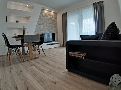 Photo for Modern apartment with seaview