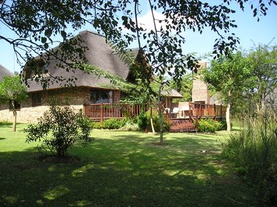 Photo for 3BR Chalet Vacation Rental in Hazyview, Mpumalanga