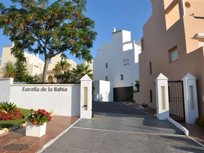 Photo for Casares Costa, new apartment near the beach, great views, swimming pools