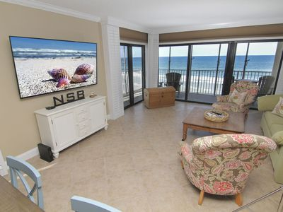 Photo for Updated 4th Floor 3/2 Corner Condo! All New Furniture and Decor