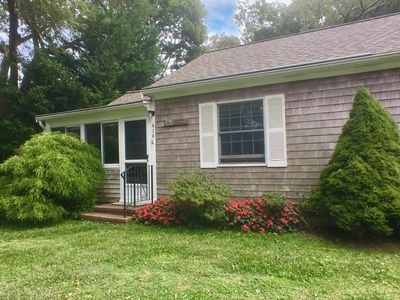 Photo for Short Walk to Paines Creek Beach with washer/dryer, A/C & Wi-Fi - BR0664