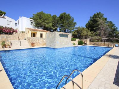 Photo for Bungalow, Moraira  in Um Valencia - 2 persons, 1 bedroom