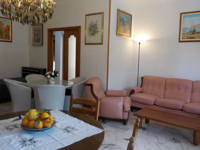 Photo for Sorrento life is an apartment in villa