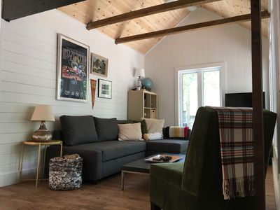 Photo for Still Corner-Modern and Eclectic Vacation Rental just North of Toronto on Lake St George