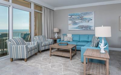 Photo for Brand-new condo (Phoenix Orange Beach) on the beach-great condo, stunning views!