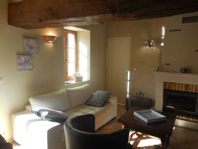 Photo for 2BR Chateau / Country House Vacation Rental in fontguenand, Centre-Val de Loire