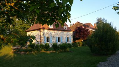 Photo for Charming cottage Béarn and Basque Country