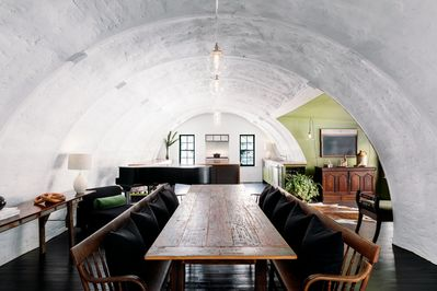 Have your stay be an experience in our unique 1900's Quonset Hut