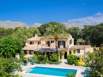 Photo for Ca'n bou petit** Mallorquin farmhouse. Very quiet. Close to all sites.AACC .Wifi