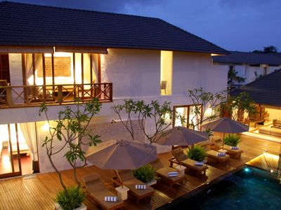Photo for 4BR Family Villa Seminyak Walk in Beach