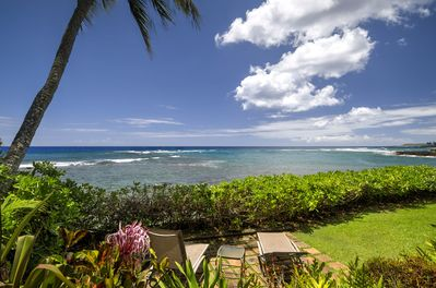 Front Yard with costal views