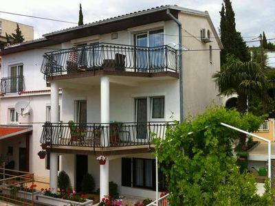 Photo for Apartment Selce for 2 - 3 persons with 1 bedroom - Holiday